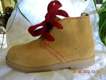 Baby Gap Leather Chukka Boots size 5 NEW NEVER WORN!!! in Camp Lejeune, North Carolina