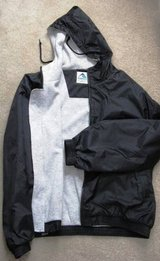 Jacket, Lined Windbreaker with Hood in Beaufort, South Carolina