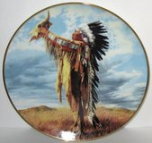 Prayer to the Great Spirit Collectible Plate in Clarksville, Tennessee