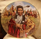 Chief Joseph Collectible Plate in Clarksville, Tennessee