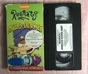 Rugrats VHS in Kingwood, Texas