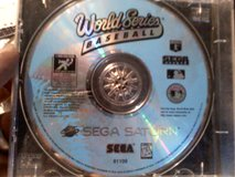 "1995 Sega Saturn "" World Series Baseball"" in Alamogordo, New Mexico"