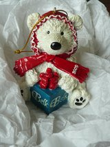 "Tree Ornament ""Bear"" NEW in Stuttgart, GE"