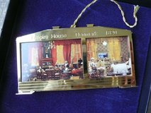 "Hampton Collection Ornament ""Empire House"" NEW in Stuttgart, GE"