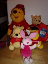 #1839 WINNIE THE POOH AND PIGLET 5 PIECES - $15 (h in Fort Hood, Texas