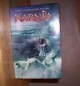 """THE CHRONICLES OF NARNIA""  BOXED SET, NEVER USED in Camp Lejeune, North Carolina"