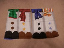 Christmas Curtain Tiers in Fort Riley, Kansas